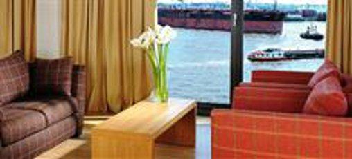 Urlaub im 5 Sterne Hotel Clipper Boardinghouse Elb Lodge in Hamburg Altona am Hafen Ausgezeichnet 8,6 Hotelbewertung