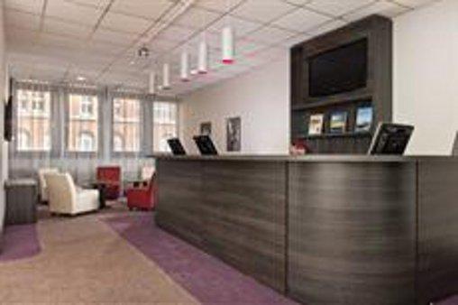 Urlaub im 3 Strerne Grand City Hotel in Hammerbrook Hamburg Mitte Hotelbewertung Gut 7,5